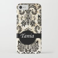 victorian iPhone & iPod Cases featuring Victorian  by Tania Joy