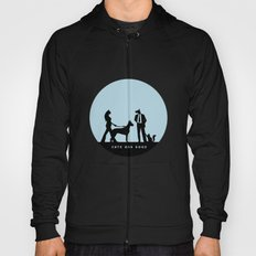 cats and dogs Hoody