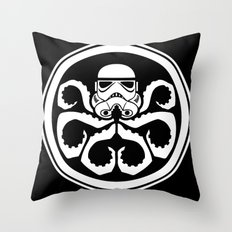 Hydra Trooper Throw Pillow