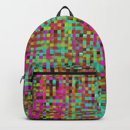 Squares Backpack