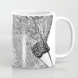 Art Nouveau - the Flower Coffee Mug