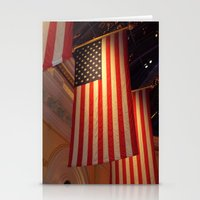america Stationery Cards featuring America. by Mari J