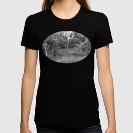 The Forest in Monochrome T-shirt