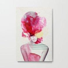 Bright Pink - Part 2 Metal Print