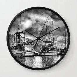 Gail Renee Wall Clock