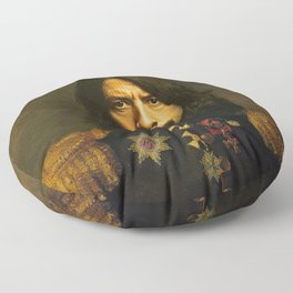 Dave Grohl - replaceface Floor Pillow