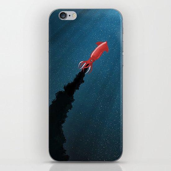 Octonaut iPhone & iPod Skin