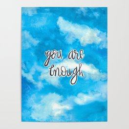 You Are Enough 2 Poster