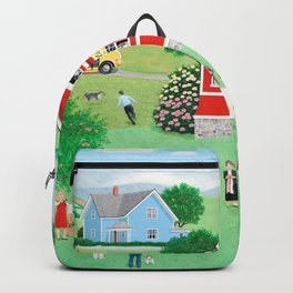 Doggie Graduation Day Backpack