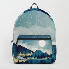 Morning Stars Backpack