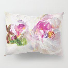 Orchid in Bloom Pillow Sham