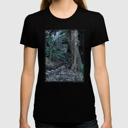 Lost in Labyrinth Forest T-shirt