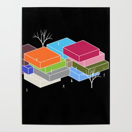 DL+A Spaces Poster