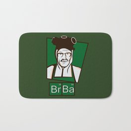 The Cook of Breaking Bad Bath Mat