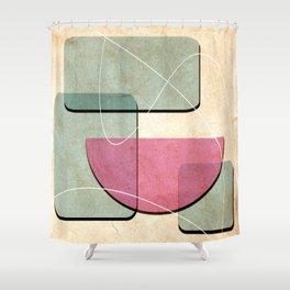 Baukloetze IV Shower Curtain
