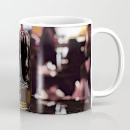 Whiskey Neat Out Coffee Mug