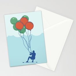 KITESURF New Heights Stationery Cards