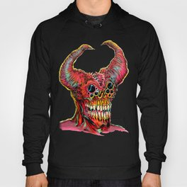 Demon Head Hoody
