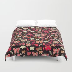 Butterflies Duvet Cover