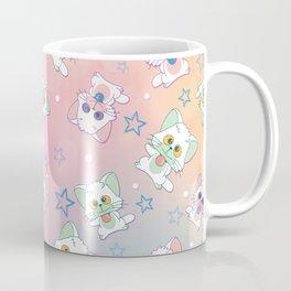 Starry Cats Coffee Mug