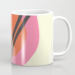 Frugal Food Sixties Coffee Mug