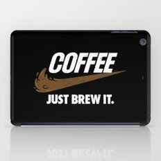 Just Brew It iPad Case