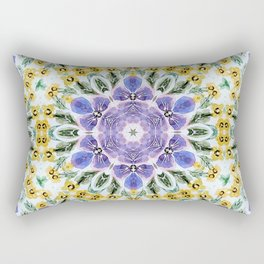 Mandala  25 Rectangular Pillow