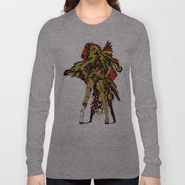 HATHOR ~ RED Long Sleeve T-shirt