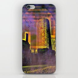 Castle-Art iPhone Skin