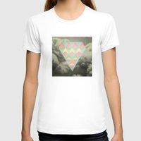 diamond T-shirts featuring Diamond by Metron
