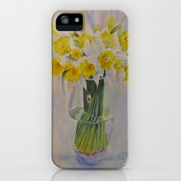Spring of course! iPhone Case