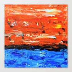 Color Combo #3 Canvas Print