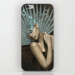 A Moment of Silence iPhone Skin