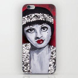 Flapper iPhone Skin