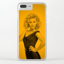 Julianne Hough - Celebrity Clear iPhone Case