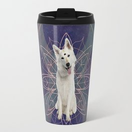 Mysticdoggy dog Travel Mug