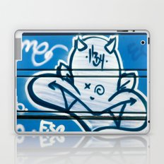 Blue Devil Laptop & iPad Skin