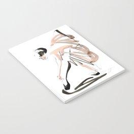 Gesture Dance Drawing Notebook