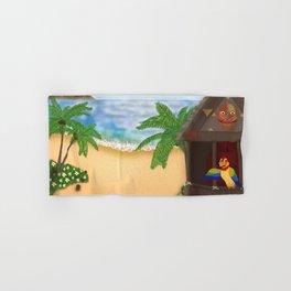 """Welcome to Polynesian Paradise"" Hand & Bath Towel"