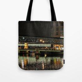 Walkways Over Water Tote Bag