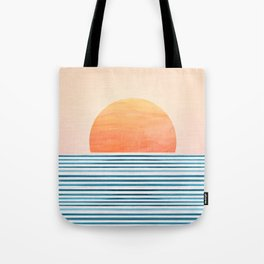Morning in Paradise ~ Tropical Sunrise Tote Bag