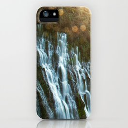 Waterfall of Dreams iPhone Case