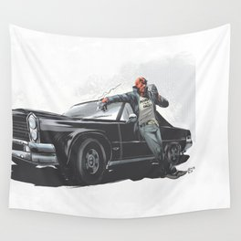 Mama's Lil Angel Wall Tapestry