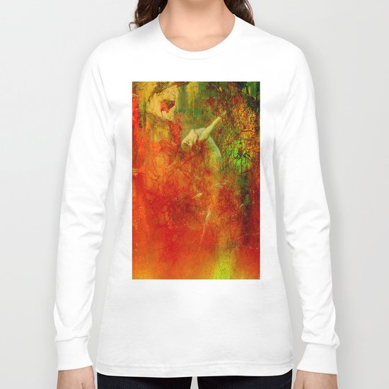 The clearing of the elfs Long Sleeve T-shirt