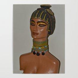 """Nefertari I"" by ICA PAVON Poster"