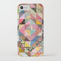 australia iPhone & iPod Cases featuring Grandma's Quilt by Rachel Caldwell