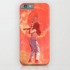Threw the rose iPhone 6s Slim Case