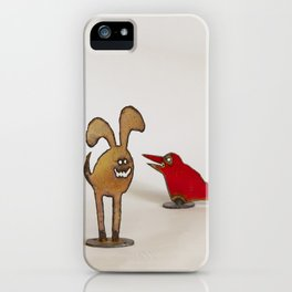 Gossip iPhone Case