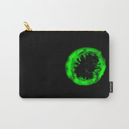Green Glob Carry-All Pouch