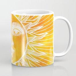 Sun vintage Coffee Mug